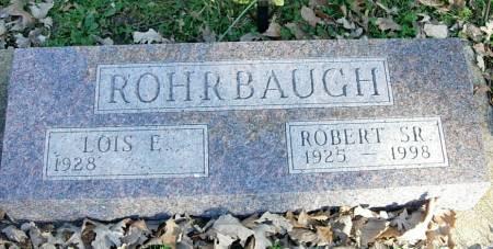 ROHRBAUGH, ROBERT SR - Clay County, Iowa   ROBERT SR ROHRBAUGH