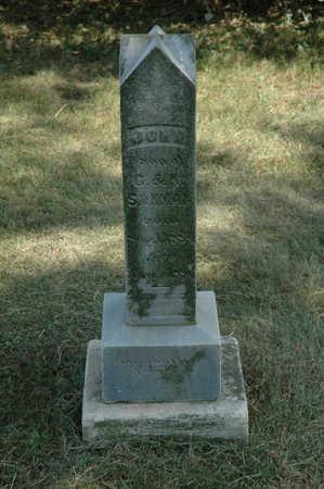 SAKMAN, JOHN - Clay County, Iowa | JOHN SAKMAN
