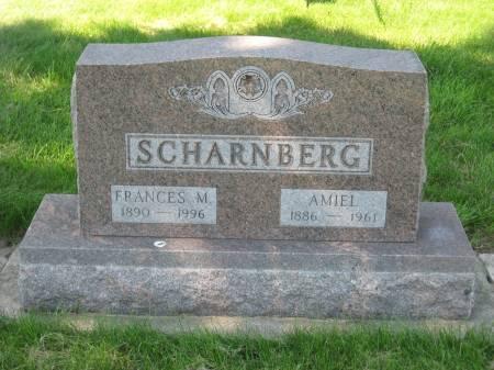 SCHARNBERG, FRANCES M. - Clay County, Iowa | FRANCES M. SCHARNBERG