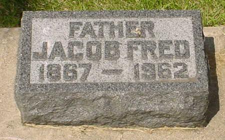 SCHMID, JACOB FREDERICK - Clay County, Iowa   JACOB FREDERICK SCHMID