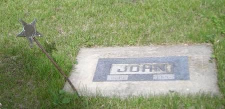 SHELDON, JOHN - Clay County, Iowa | JOHN SHELDON