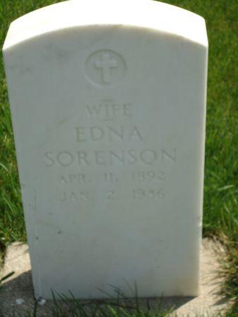 SORENSON, EDNA - Clay County, Iowa   EDNA SORENSON