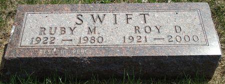 SWIFT, RUBY M. - Clay County, Iowa | RUBY M. SWIFT