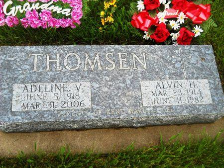 THOMSEN, ALVIN H. - Clay County, Iowa | ALVIN H. THOMSEN