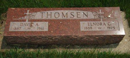 THOMSEN, DAVID A. - Clay County, Iowa | DAVID A. THOMSEN