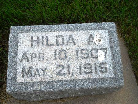 THOMSEN, HILDA A. - Clay County, Iowa   HILDA A. THOMSEN