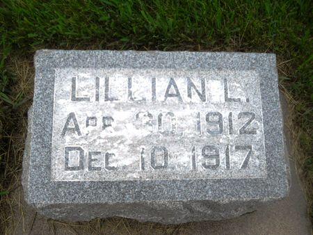 THOMSEN, LILLIAN L. - Clay County, Iowa | LILLIAN L. THOMSEN