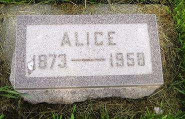 TLAM, ALICE - Clay County, Iowa | ALICE TLAM