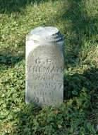 TREMAN, G. R. - Clay County, Iowa   G. R. TREMAN