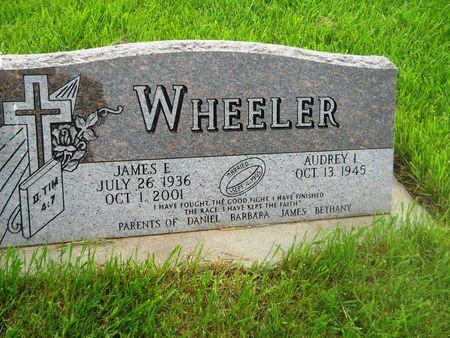 WHEELER, JAMES E. - Clay County, Iowa | JAMES E. WHEELER