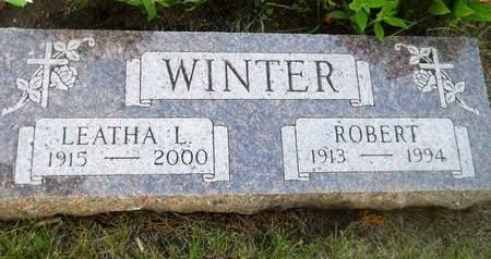 WINTER, LEATHA L. - Clay County, Iowa | LEATHA L. WINTER