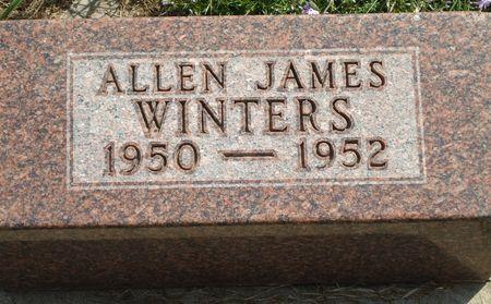 WINTERS, ALLEN JAMES - Clay County, Iowa   ALLEN JAMES WINTERS
