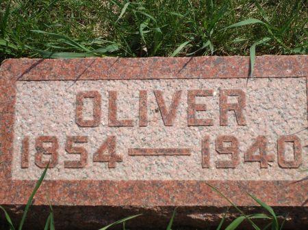 YEOMAN, OLIVER - Clay County, Iowa   OLIVER YEOMAN