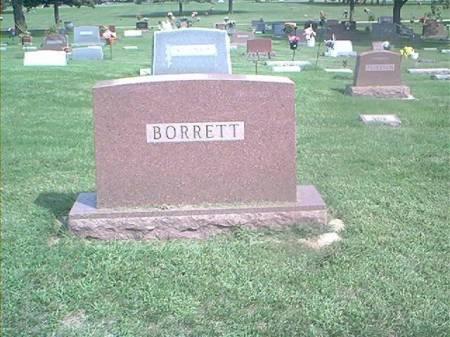 BORRETT, CLAUDE & EMMA - Clay County, Iowa | CLAUDE & EMMA BORRETT