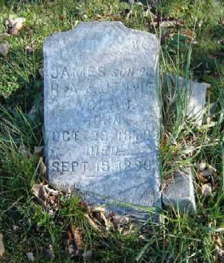 ACORD, JAMES - Clayton County, Iowa | JAMES ACORD