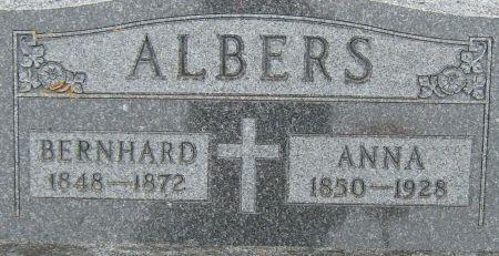 ALBERS, ANNA - Clayton County, Iowa | ANNA ALBERS