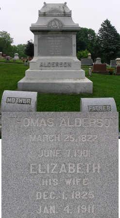 ALDERSON, THOMAS - Clayton County, Iowa | THOMAS ALDERSON