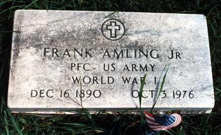 AMLING, FRANK - Clayton County, Iowa | FRANK AMLING