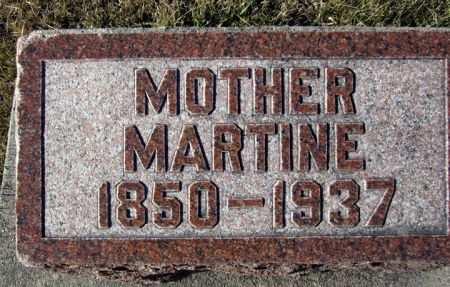 AMUNDSON, MARTINE - Clayton County, Iowa | MARTINE AMUNDSON