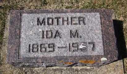 BACKHAUS, IDA M. - Clayton County, Iowa | IDA M. BACKHAUS