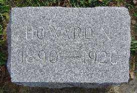BAKER, HOWARD N. - Clayton County, Iowa | HOWARD N. BAKER