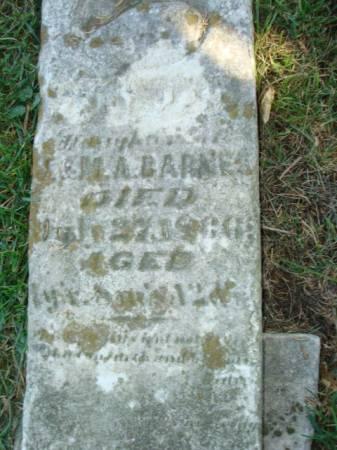BARNES, MARY JANE - Clayton County, Iowa | MARY JANE BARNES