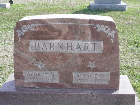 BARNHART, GEORGE - Clayton County, Iowa   GEORGE BARNHART