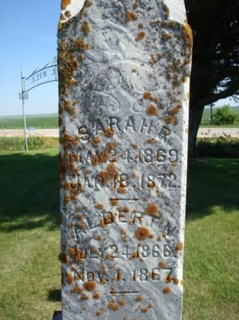 BATCHELDER, SARAH R. - Clayton County, Iowa | SARAH R. BATCHELDER