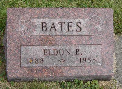 BATES, ELDON B. - Clayton County, Iowa | ELDON B. BATES