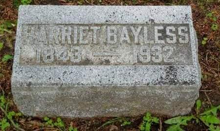 BAYLESS, HARRIET - Clayton County, Iowa | HARRIET BAYLESS