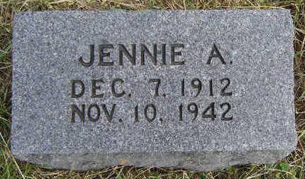BEATTY, JENNIE A. - Clayton County, Iowa | JENNIE A. BEATTY