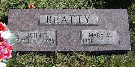 BEATTY, JOHN R. - Clayton County, Iowa | JOHN R. BEATTY