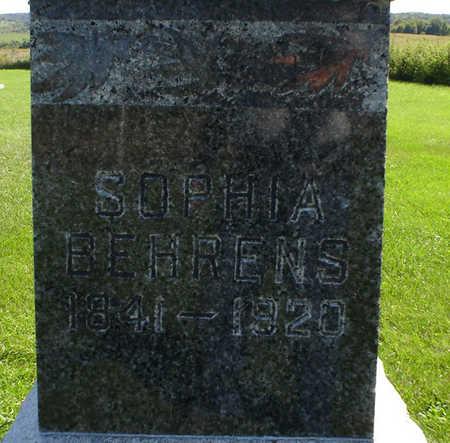 ORTMAN BEHRENS, SOPHIA - Clayton County, Iowa | SOPHIA ORTMAN BEHRENS
