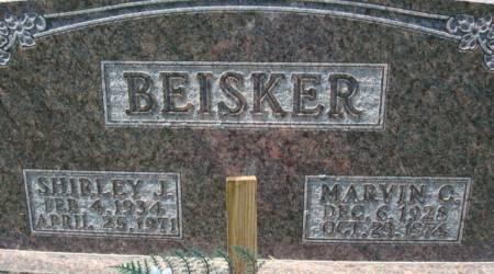 BEISKER, SHIRLEYJ. - Clayton County, Iowa | SHIRLEYJ. BEISKER