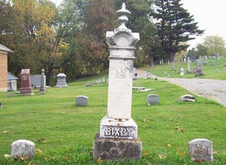 BIXBY, SYLVANUS N. - Clayton County, Iowa | SYLVANUS N. BIXBY