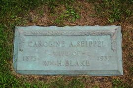 BLAKE, CAROLINE A. - Clayton County, Iowa | CAROLINE A. BLAKE