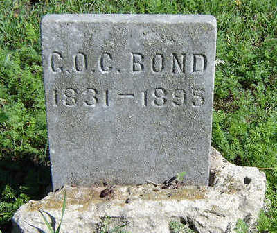 BOND, G. O. C. - Clayton County, Iowa | G. O. C. BOND