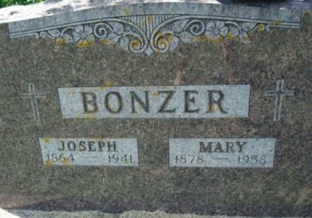 BONZER, MARY - Clayton County, Iowa | MARY BONZER