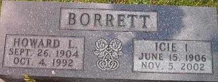 BORRETT, HOWARD L. - Clayton County, Iowa | HOWARD L. BORRETT