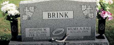 BRINK, WILMA - Clayton County, Iowa | WILMA BRINK