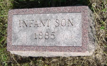 BRINKHOUS, INFANT SON - Clayton County, Iowa | INFANT SON BRINKHOUS