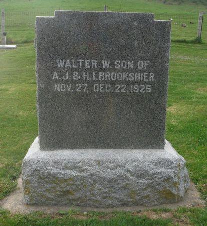 BROOKSHIER, WALTER W. - Clayton County, Iowa | WALTER W. BROOKSHIER