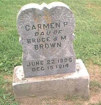 BROWN, CARMEN P. - Clayton County, Iowa | CARMEN P. BROWN