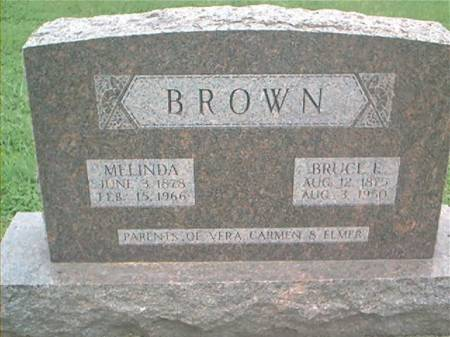 BROWN, BRUCE & MELINDA - Clayton County, Iowa | BRUCE & MELINDA BROWN
