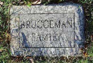 BRUGGEMAN, FAMILY - Clayton County, Iowa   FAMILY BRUGGEMAN