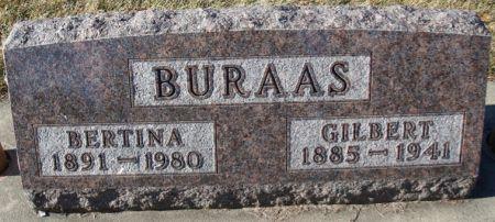 BURAAS, GILBERT - Clayton County, Iowa | GILBERT BURAAS