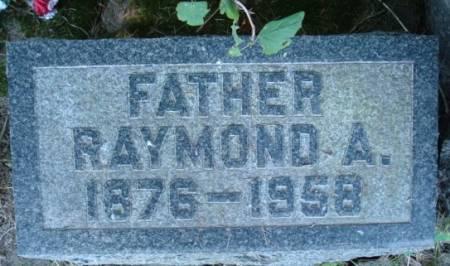 CAHOON, RAYMOND A. - Clayton County, Iowa   RAYMOND A. CAHOON