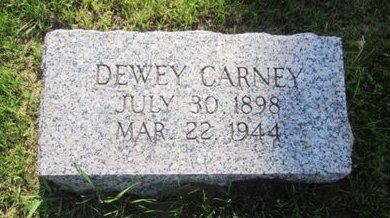 CARNEY, DEWEY - Clayton County, Iowa | DEWEY CARNEY