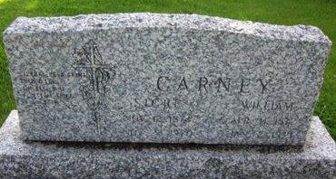 CARNEY, SIGRE 'SARAH' - Clayton County, Iowa | SIGRE 'SARAH' CARNEY