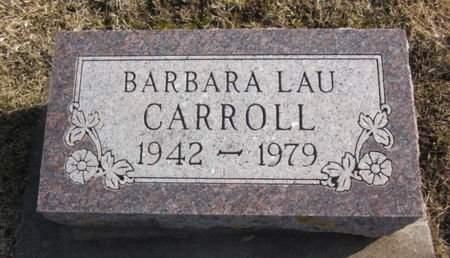LAU CARROLL, BARBARA - Clayton County, Iowa | BARBARA LAU CARROLL